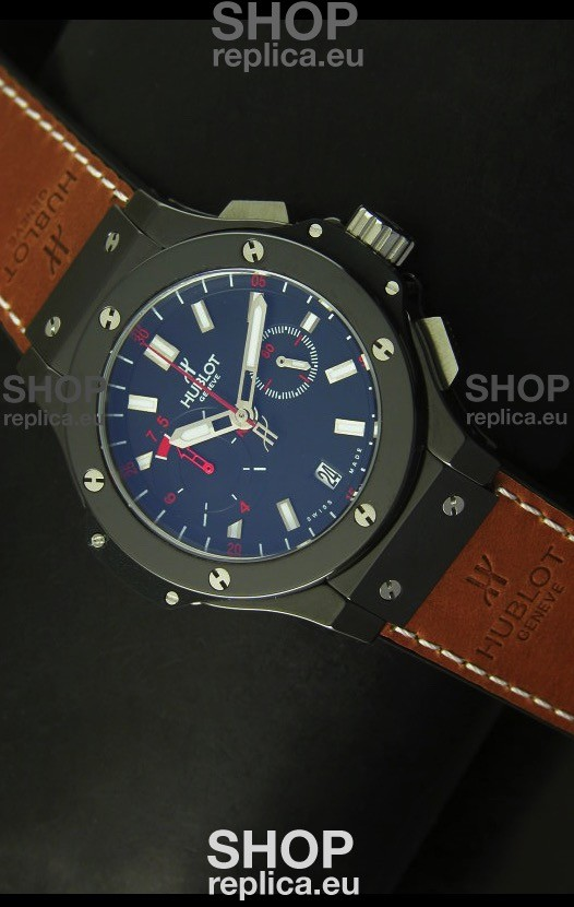Swiss Engineered Hublot Big Bang Stainless Ceramic Case