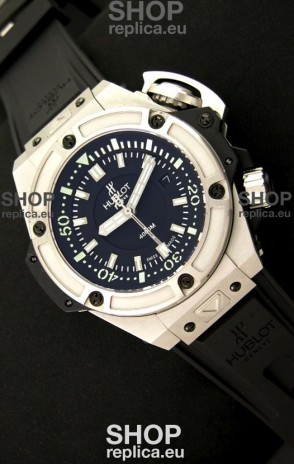 Hublot King Power Diver 4000m Japanese Watch