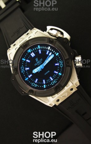 Hublot King Power Diver 4000m Swiss Replica Watch