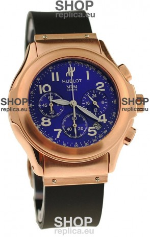 Hublot MDM Chronograph Swiss Replica Watch