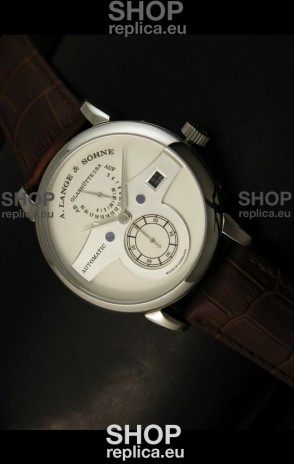 A.Lange & Sohne Zeitwerk Edition Japanese Watch White Dial
