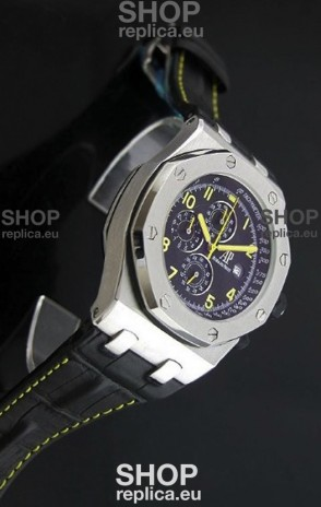 Audemars Piguet Royal Oak Japanese Watch in Grey Dial