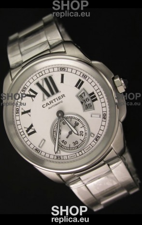 Calibre De Cartier Japanese Automatic Replica Watch