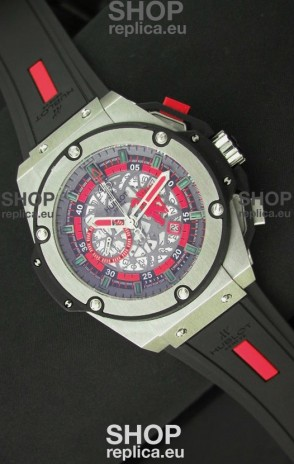 Hublot Big Bang King Power Manchester United Japanese Replica Watch