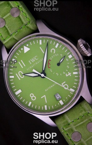 IWC Zegg & Cerlati Monte Carlo Swiss Replica Watch in Green