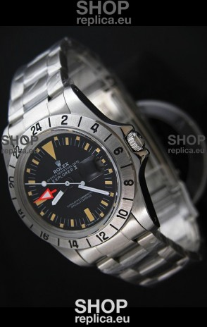 RolexExplorer II Japanese Replica Automatic Watch Vintage Style