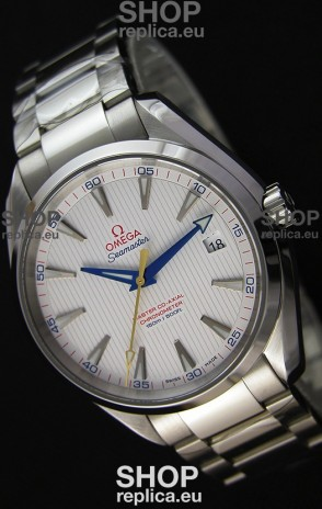 Omega Master Co-Axial Aqua Terra 150M Golf Edition 1:1 Mirror Replica