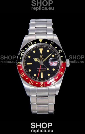 Rolex GMT Master 16710 COKE Vintage Edition Swiss Replica Watch