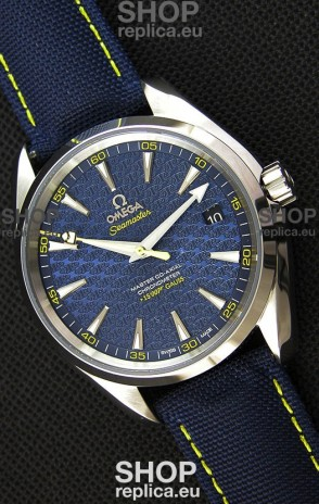 Omega Seamaster Aqua Terra Co-Axial SPECTRE Limited Edition Swiss 1:1 Mirror Replica