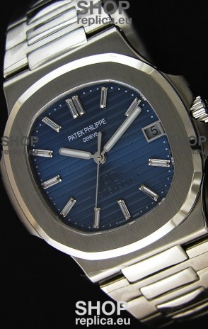 Patek Philippe Nautilus 5711P 40th Anniversary Watch - 1:1 Mirror Replica
