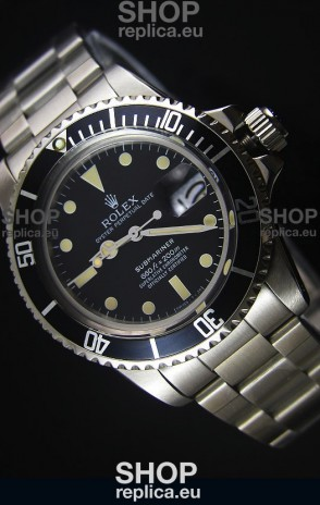 STEELMOVEMENT - Rolex Submariner 1680 Vintage Edition Japanese Movement Watch