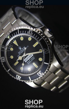 STEELMOVEMENT - Rolex Submarienr COMEX Edition Japanese Movement Watch
