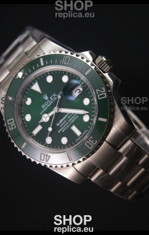 Rolex Submariner 116610 Green Ceramic - The Ultimate Best Edition 2017 Swiss Replica Watch