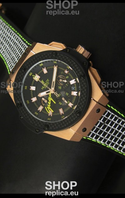 Hublot Big Bang Guga Tennis Swiss Quartz Watch 45MM