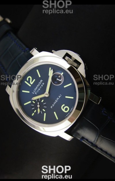 Panerai Luminor Marina PAM229 H Firenze Swiss Replica Watch - 1:1 Mirror Replica