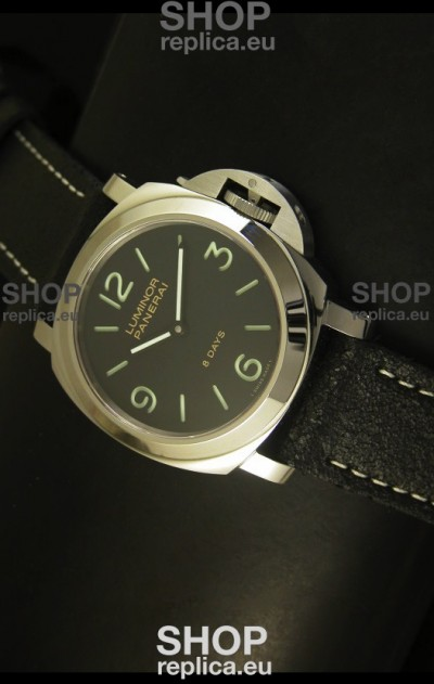 Panerai Luminor Marina PAM560 8 Days with Calibre P.5000 Swiss Movement