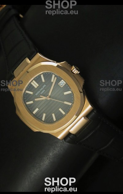Patek Philippe Nautilus 5711/R Jumbo Swiss Watch - 1:1 Ultimate Mirror Replica