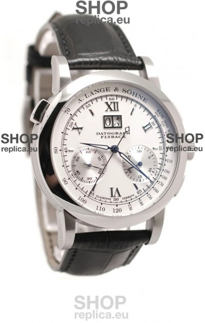 A.Lange & Sohne Datograph Flyback Swiss Replica Watch