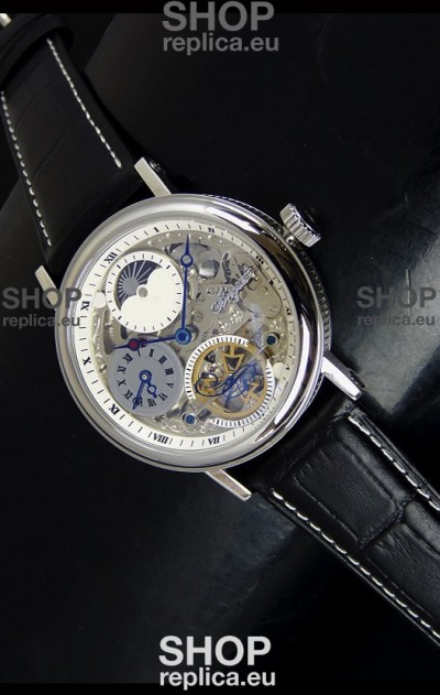 Breguet Classique Skeleton Japanese Replica Watch