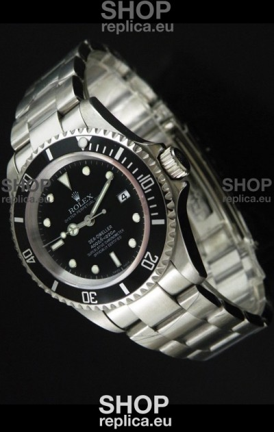 Rolex Oyster Perpetual Sea Dweller Swiss Replica Watch - 1:1 Mirror Replica