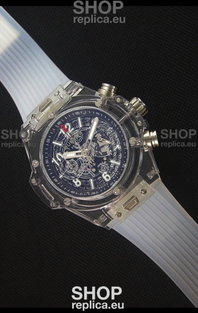 Hublot Big Bang Unico Sapphire Quartz Replica Watch 45MM