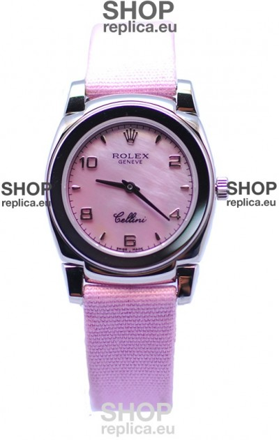Rolex Cellini Cestello Ladies Swiss Replica Watch