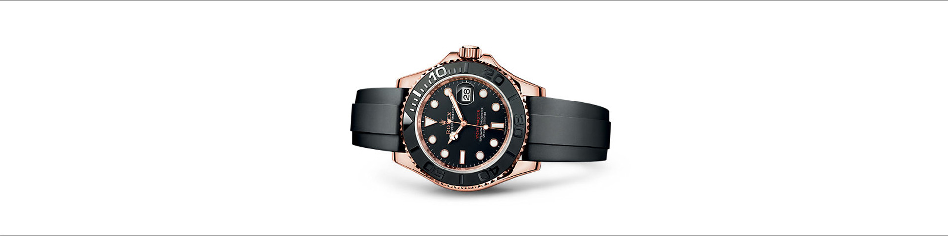 Rolex Yachtmaster Everose Swiss Replica Watch